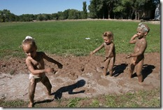 mudfight