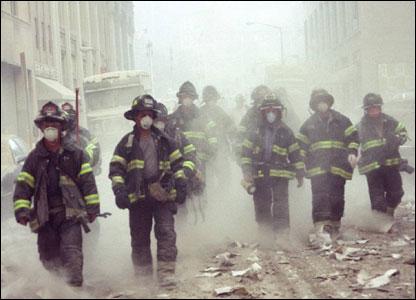 Firemen-9-11