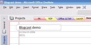 Onenote2007